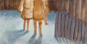 """Standing By, 2011 