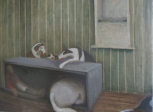 """""""Hide and Seek"""", 2013 