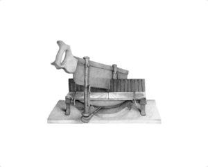 "Mitre Box IV, 2012   8""x10"", Archival Pigment Print"