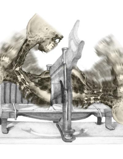 "Puppet Master, 2012 | 15""x20"", Archival Pigment Print"